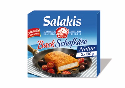 Salakis Backschafkäse Natur