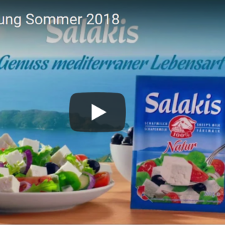Salakis TV Spot 2018