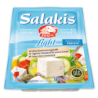 Salakis Schafskäse Light