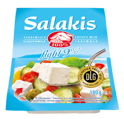 Salakis Light 180g DLG 2018