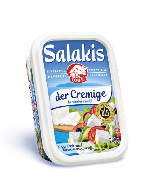 Salakis der Cremige DLG