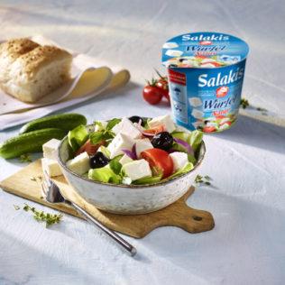 Salakis Salat aus der mediterranen Küche